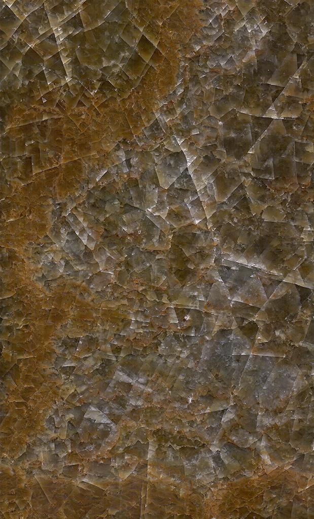 Ice Onyx Cross Cut (Translucent)