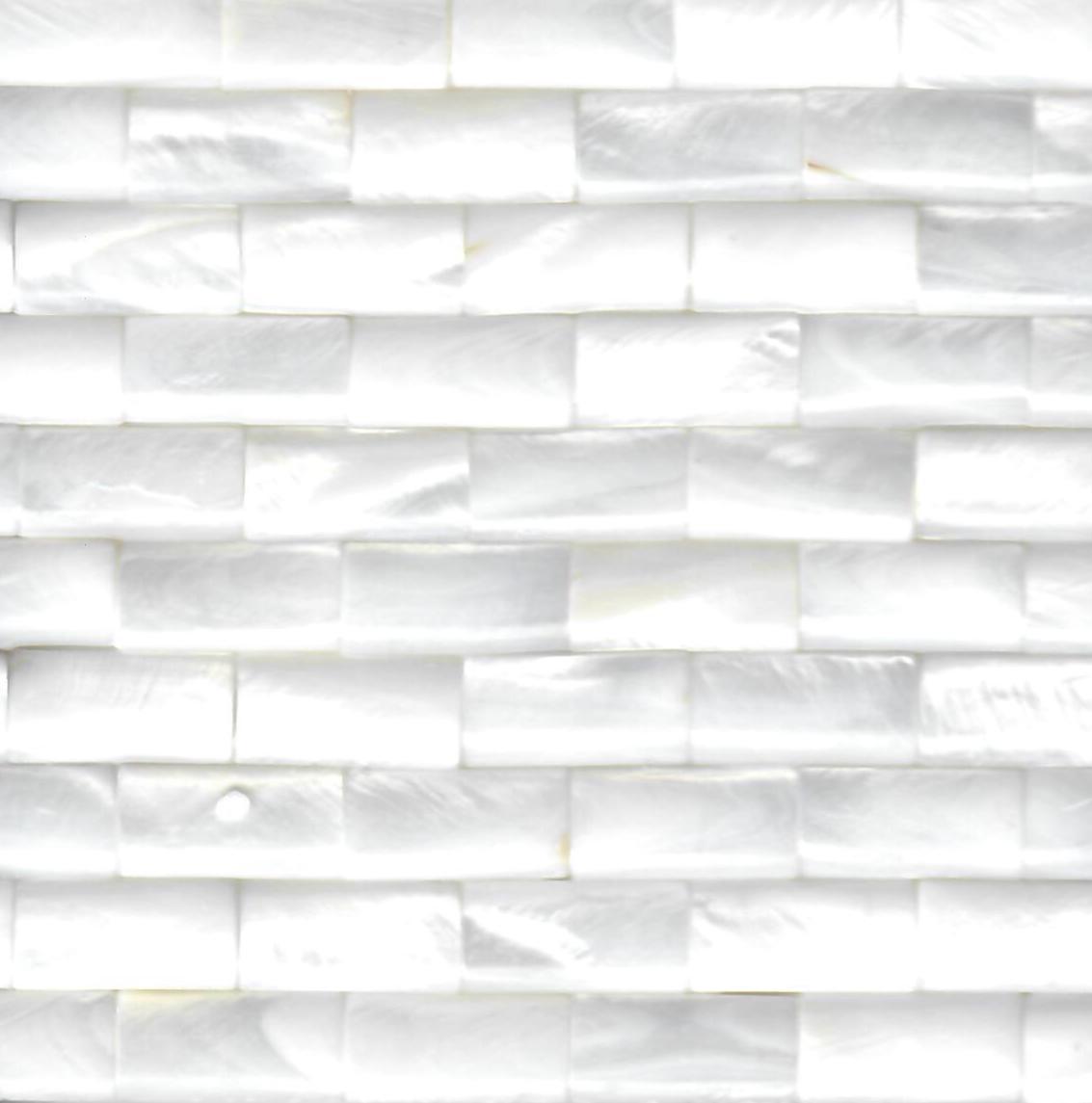 3D White River Shell