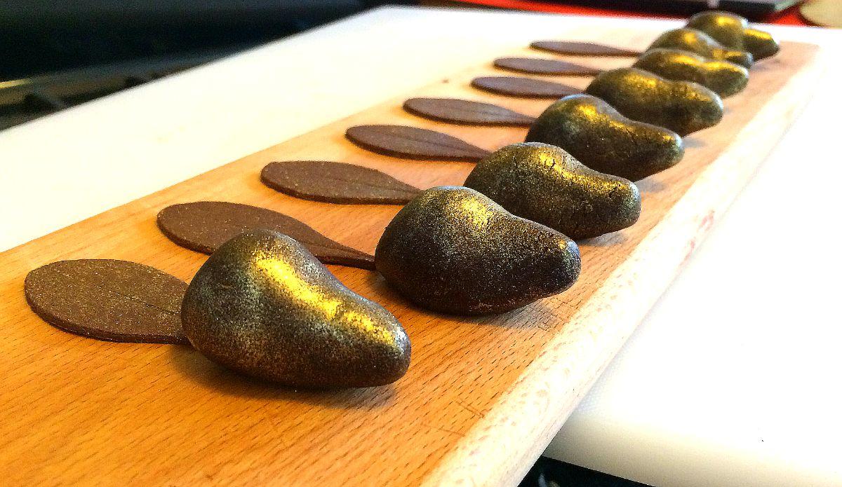 Chocolate Beavers