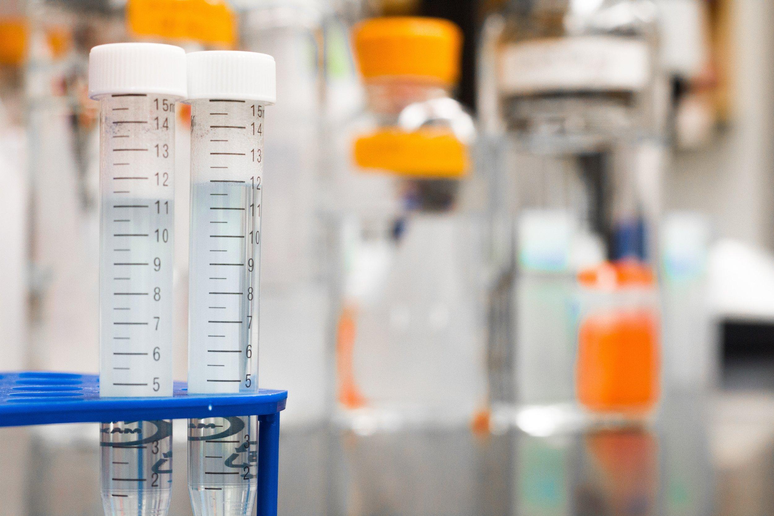 Blood test analysis