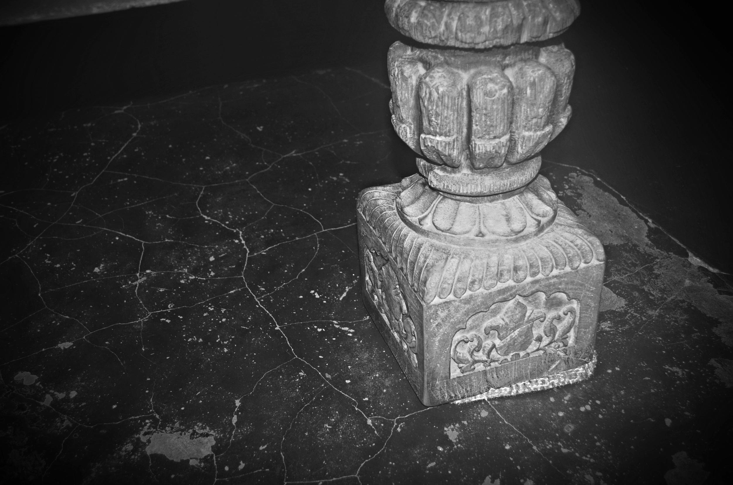 Pedestal Foot