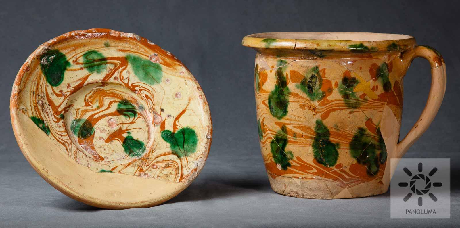 Plateaux en Céramique