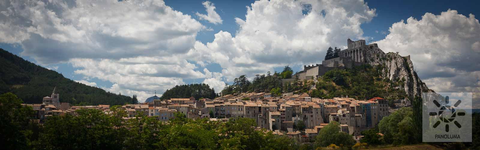 Sisteron, France