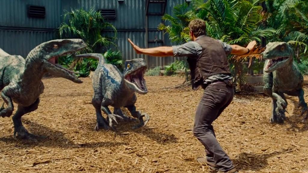 Jurassic World                                            [www.raths-reviews.com]