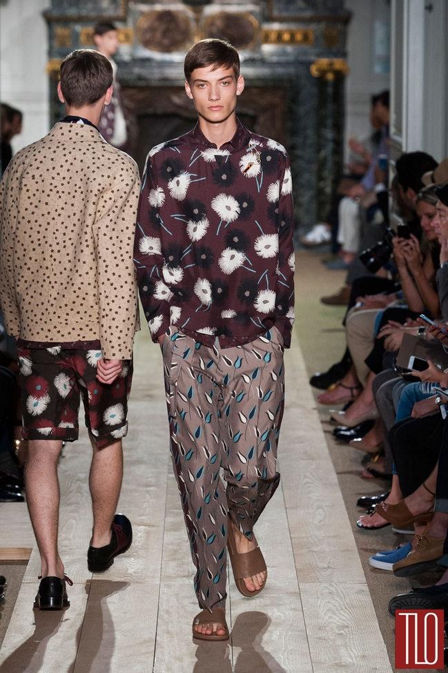 Valentino Spring 2015 Menswear Collection (PJ Suit)                [tomandlorenzo.com]