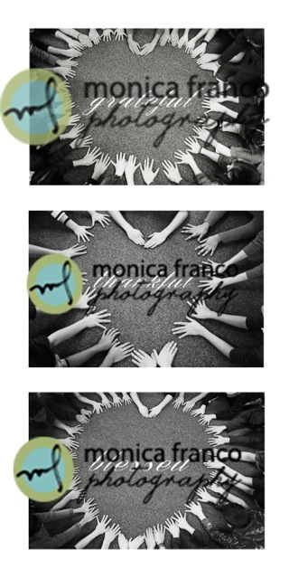 This series of photos features the hands of every member of the Grade 7 class. Special thanks to Monica Franco Pineda for her photography skills and Pam Tamis for coordinating.  Opening Bid: $50 Bid Increments: $10 Class Code:  Name, G7-(place bid)