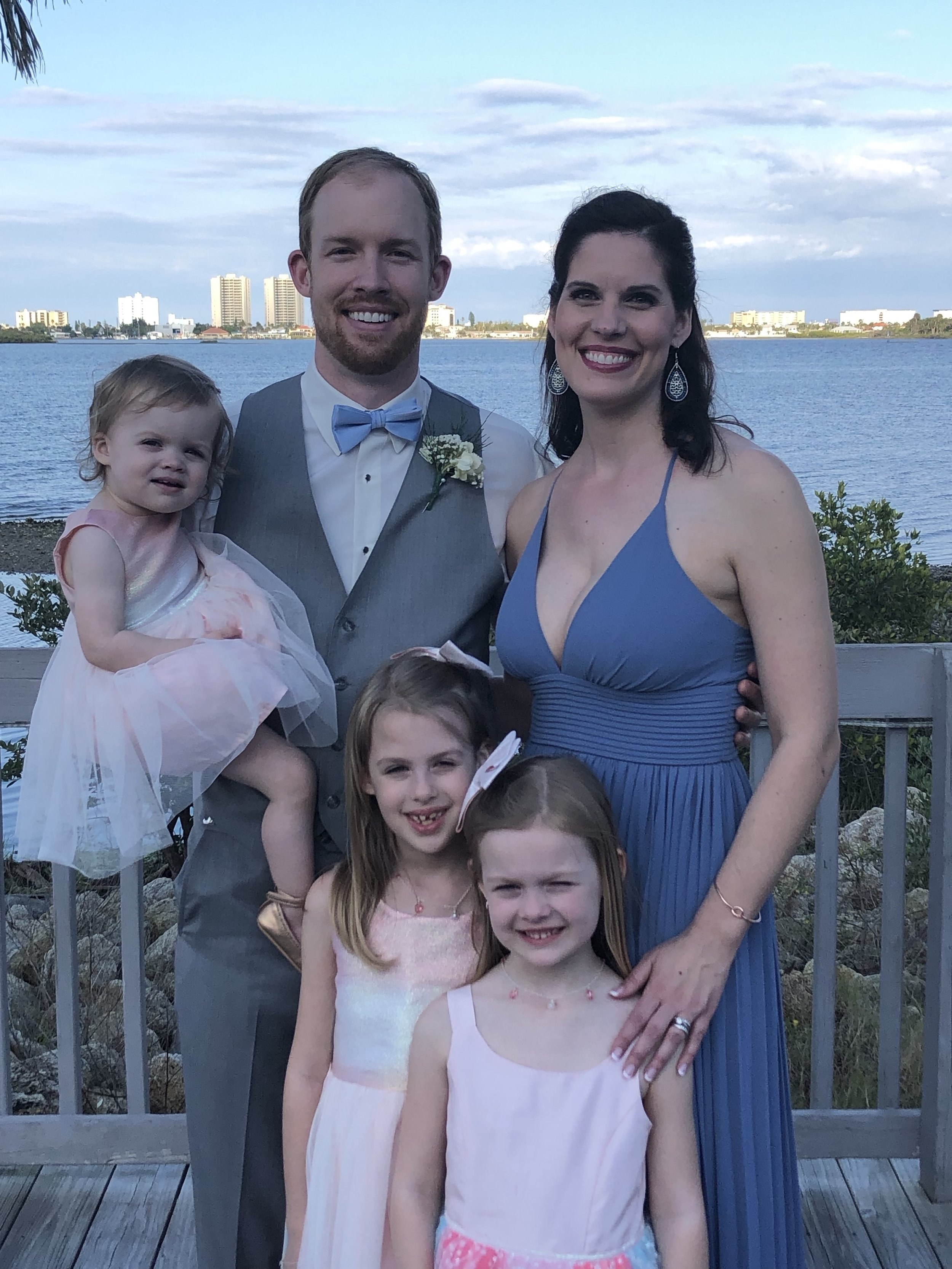 Wedding in Daytona Beach, Fl April 2019