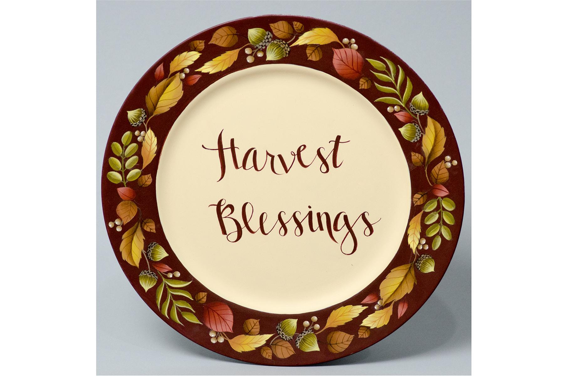 Harvest Blessing
