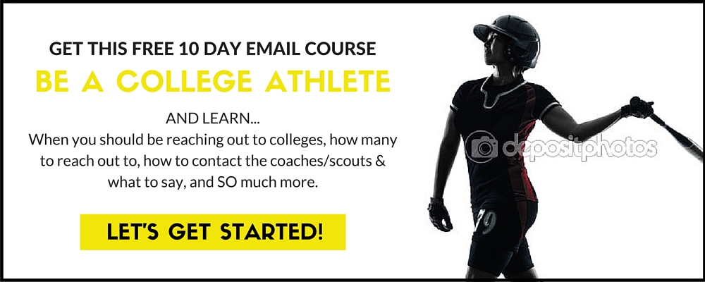 be a college athlete free course