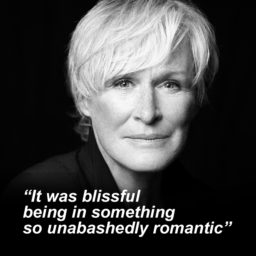 "Glenn Close   ""I was in  The Fantasticks , in the little blackbox theatre at The College of  William & Mary , and can still remember most of the lyrics to ""Try To Remember."" It was blissful being in something so unabashedly romantic…sigh!""   Did you know?  - Glenn Close played Luisa in 1968 while attending college."