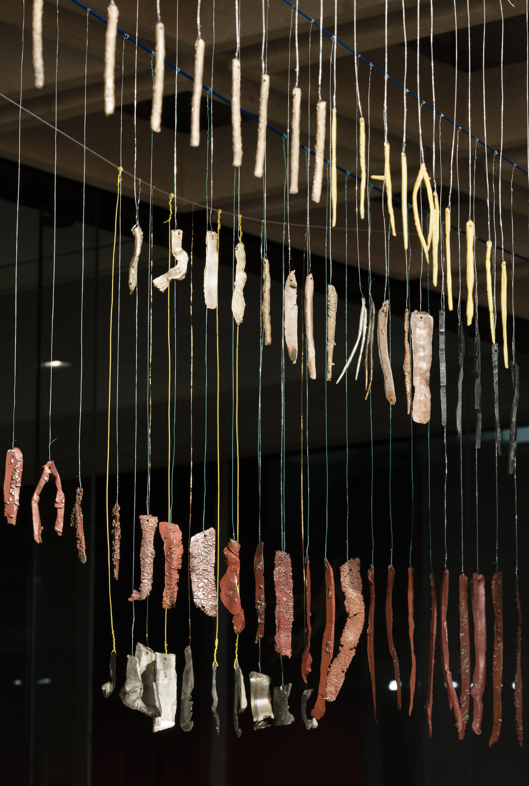 Installation view:  I'm actually weirdly exciting,  the 21st Biennale of Sydney (2018) at the Art Gallery of New South Wales