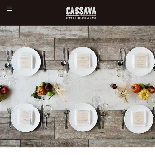 A   new website  for Cassava