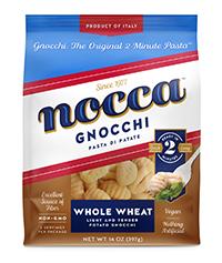 Nocca Whole Wheat Gnocchi
