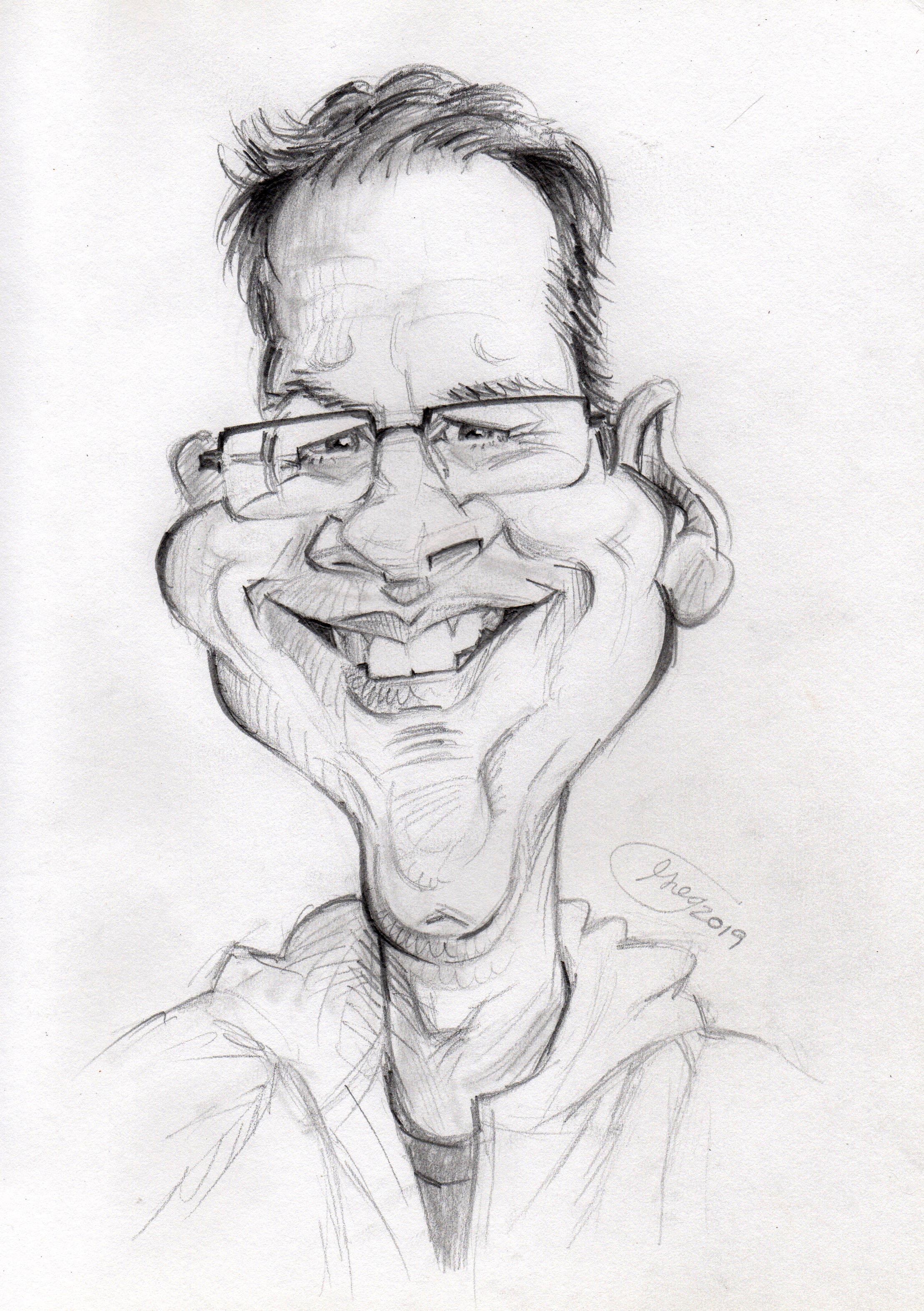 SKETCH,   Example pencil sketch