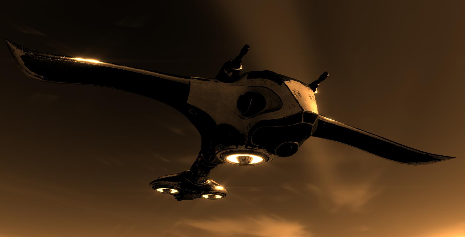 Concept Drone