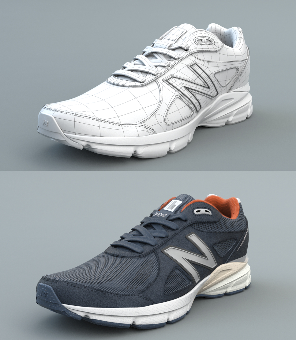 New Balance Shoes 990v4