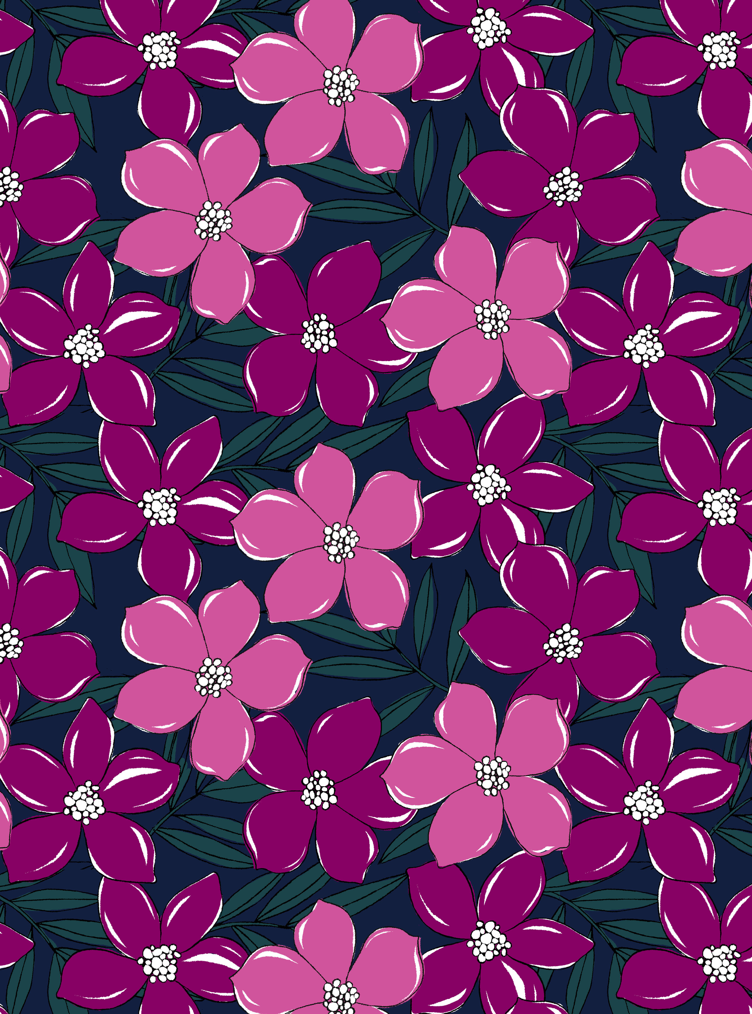 Floral - Photoshop