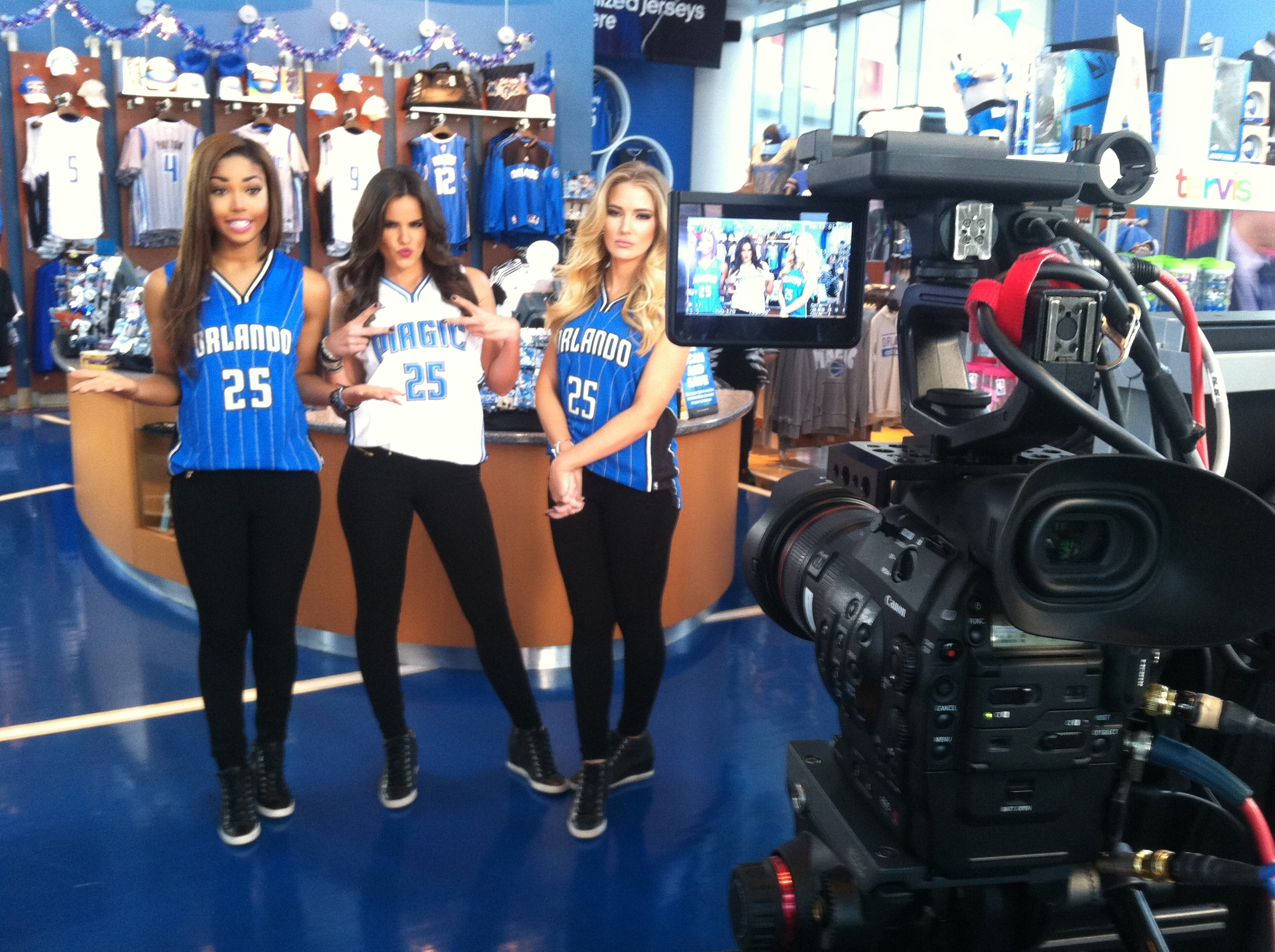 Fox Sports Florida Girls