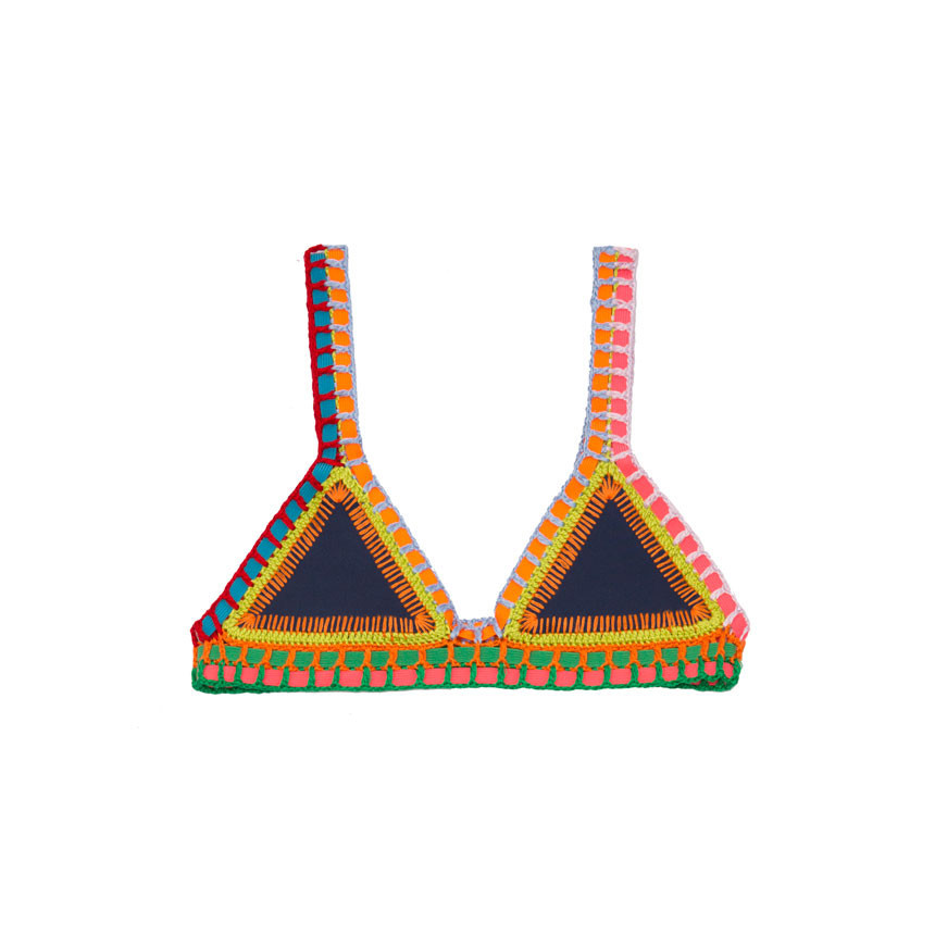You will be living in bathing suits while at Maderas.  Kiini  suits are some of my all time favorite. All suits are hand made, and are made to fit everyone beautifully.