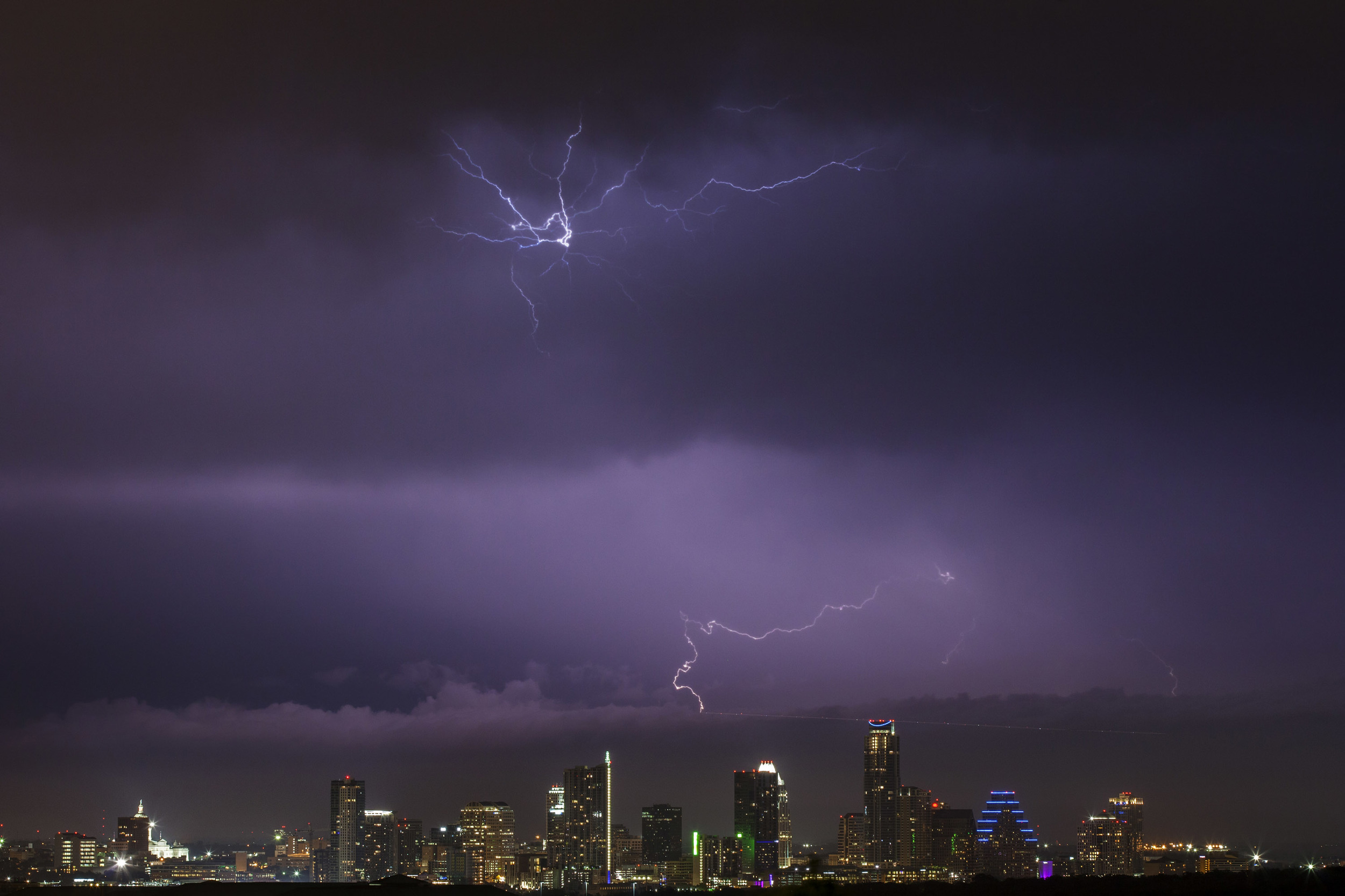 Lightning over Downtown Austin.jpg