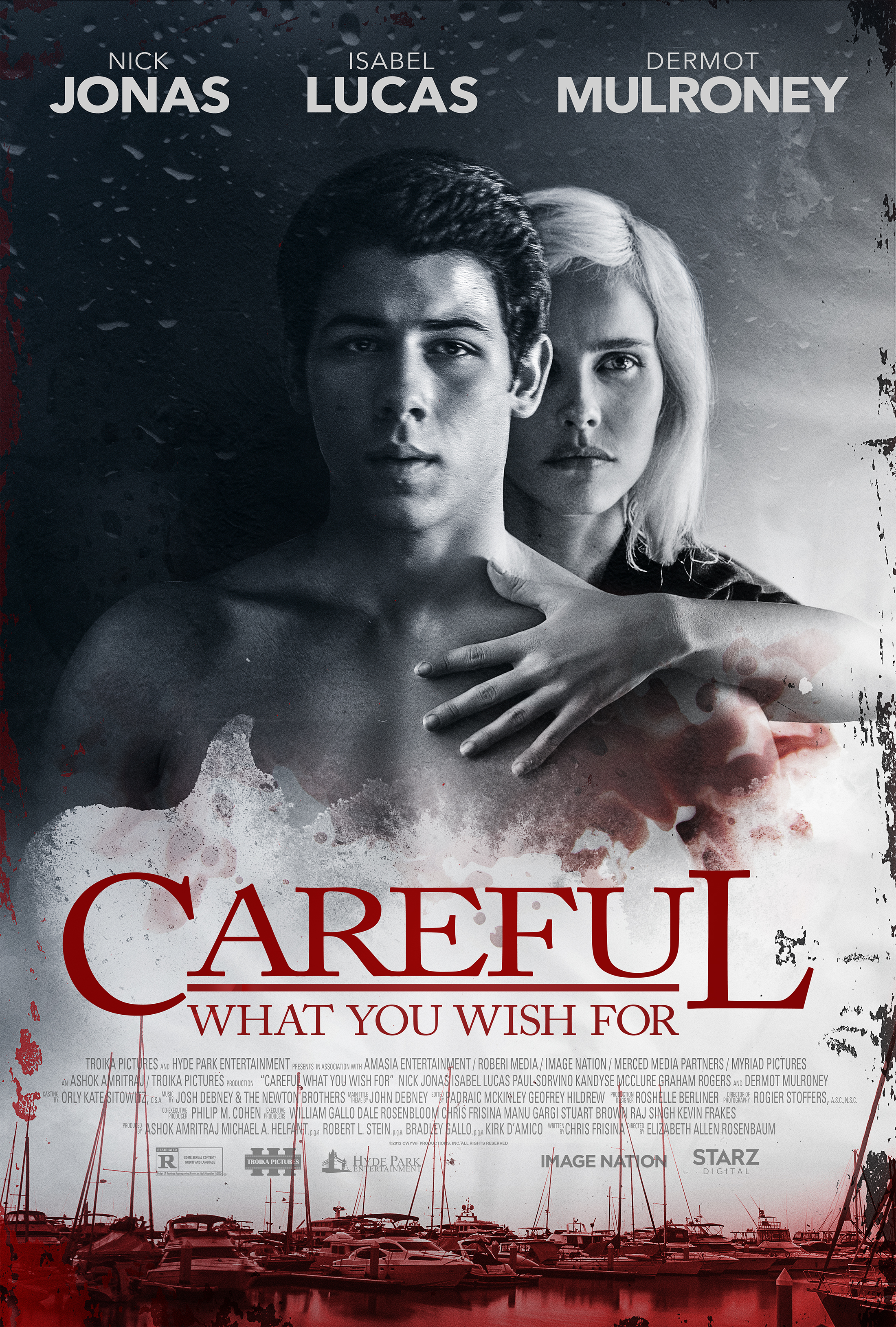 A young man  gets more than he bargained for after entering into an affair with the wife of an investment banker.