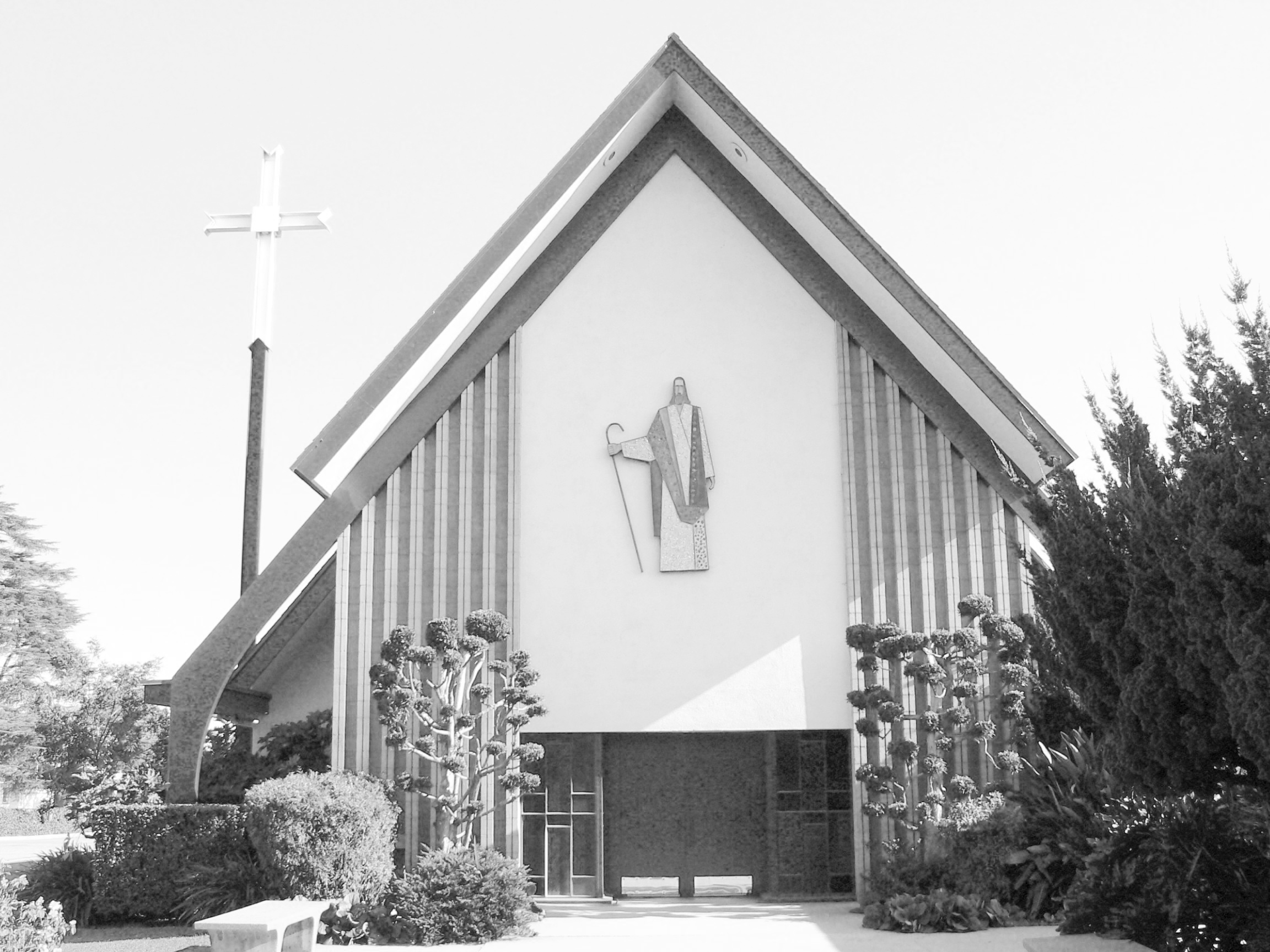 City Blessing Church facility in Temple City. First service held in 1999.
