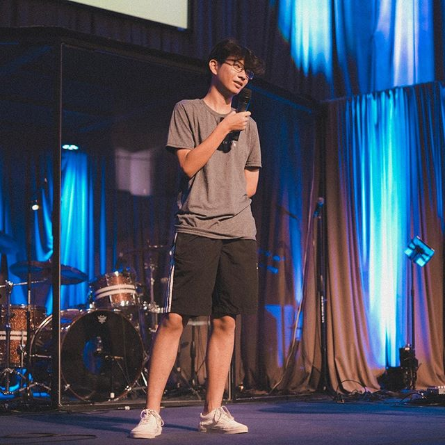 We would just like to take a moment today to celebrate all of YOU who courageously shared your testimonies these past weekends.  We want to encourage and remind all of you that you have a story to share.  A God given, radical story. People need to hear it and you don't need a stage or a microphone to do it.  Share Your Story!  #o2 #generation #youth #madealive