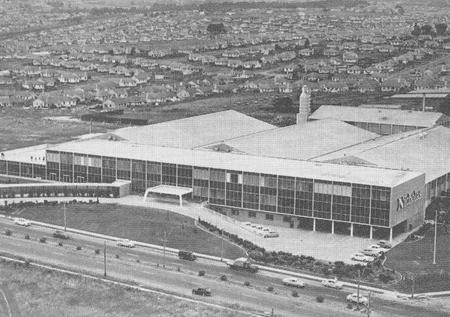 Former Nicholas Aspro Factory