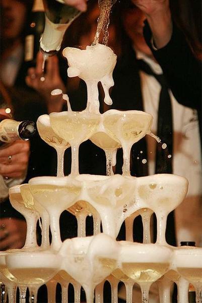 Vintage Champagne Coupes $1.50ea