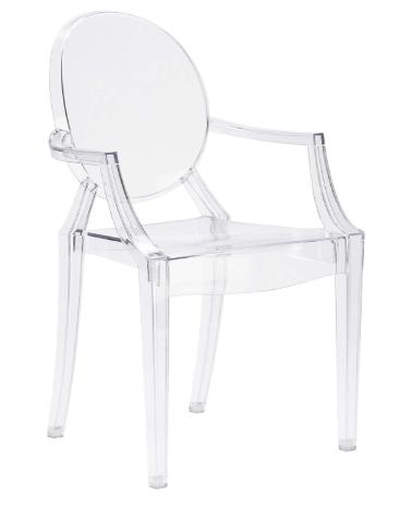 Ghost Chair (2) $25ea