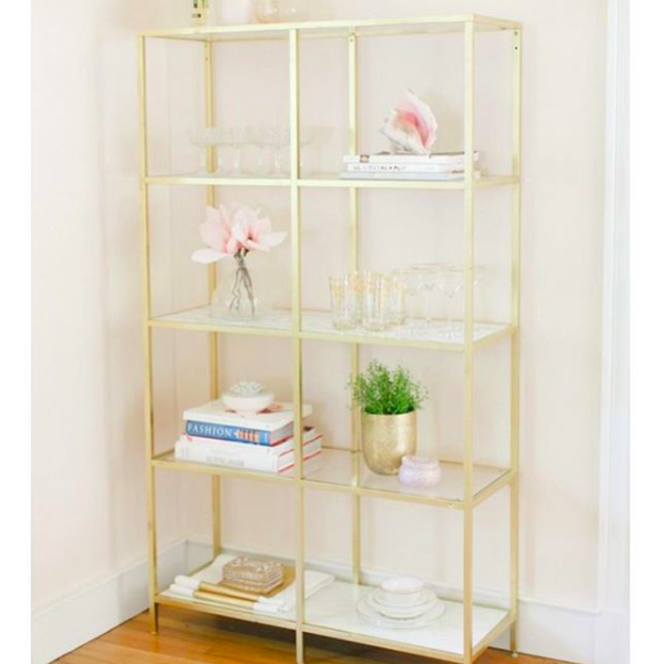 Goldie Shelving Unit $40