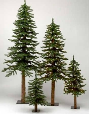 Evergreen Trees L$20, M$12, S$8