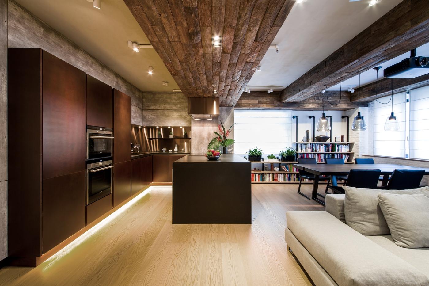 Open Kitchen Dining & Living Area.jpg