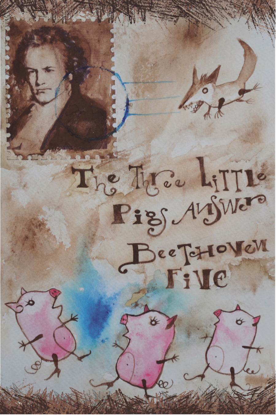The Three Little Pigs Answer Beethoven Five