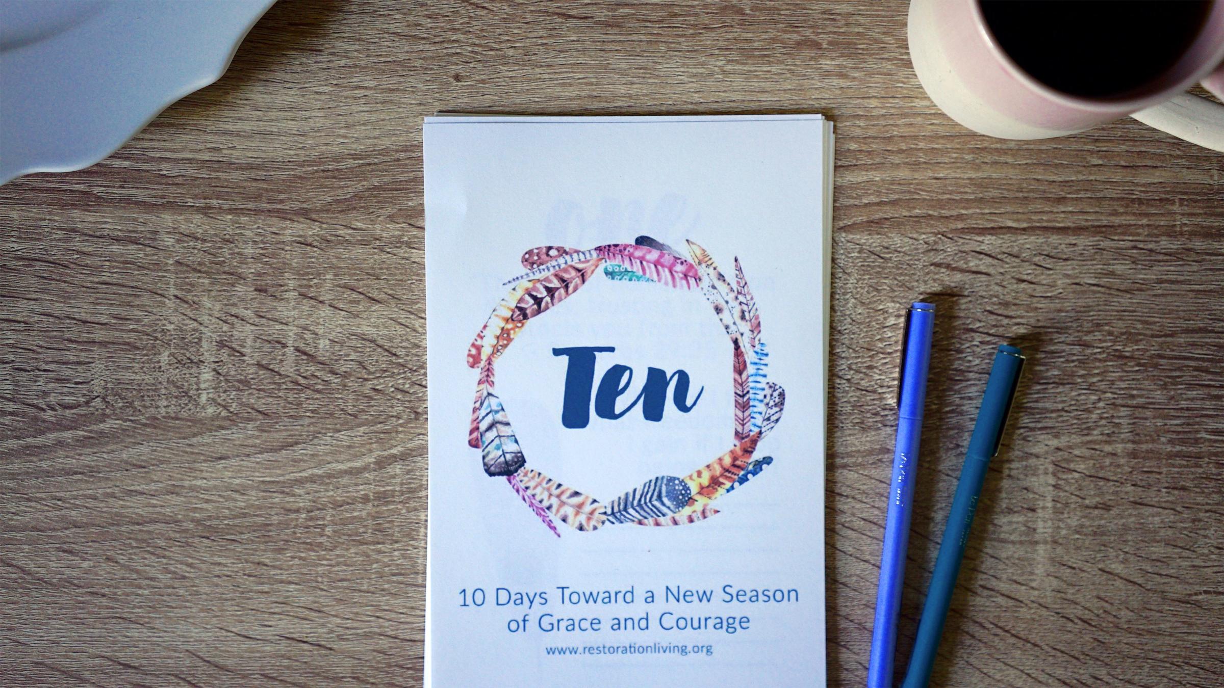 Jen Wise // Free Printable Journal & Devotional