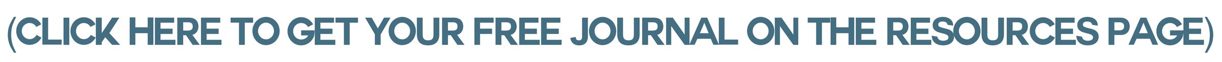 Jen Wise // Free Devotional & Journal for Fall