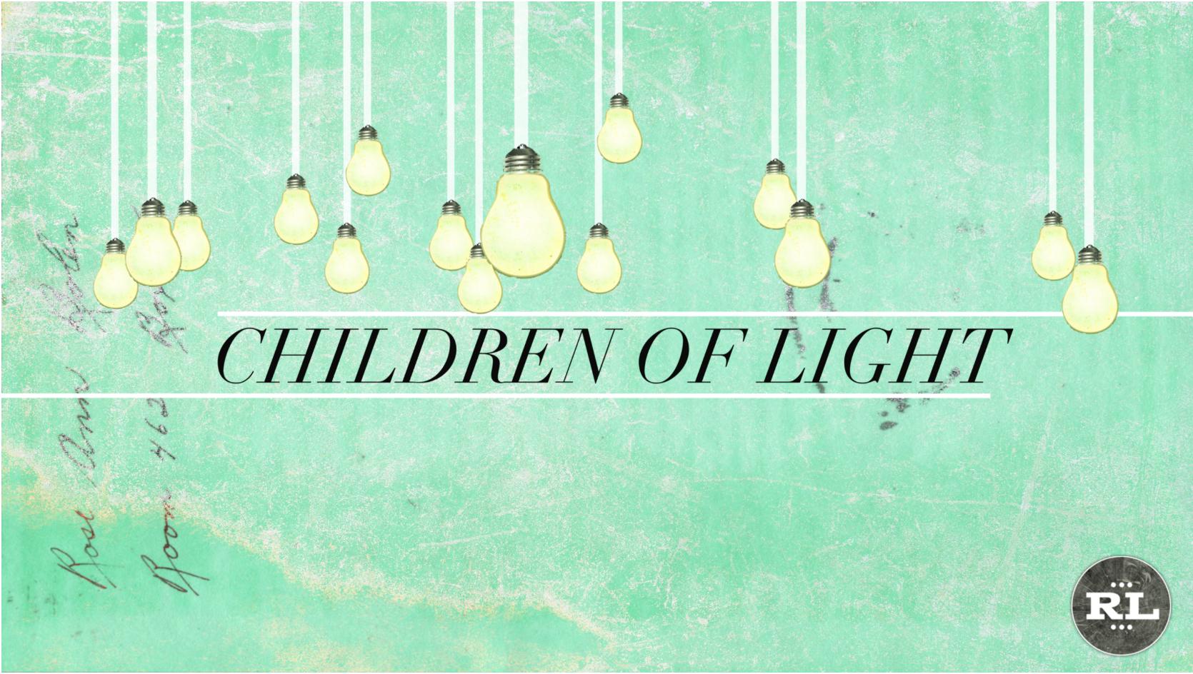 Jen Wise // Children of Light