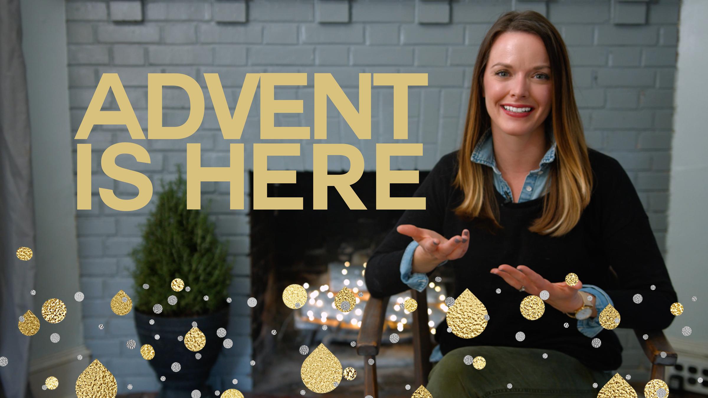 Jen Wise // Advent // Free Devotional