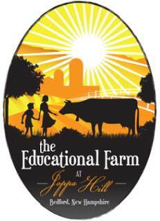 Click the icon above to view the Educational Farm's   web site