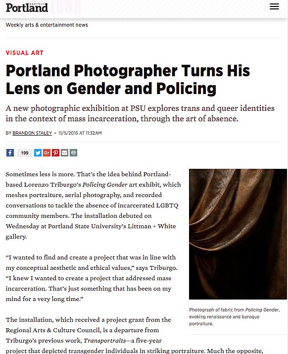 Policing Gender on Portland Monthly