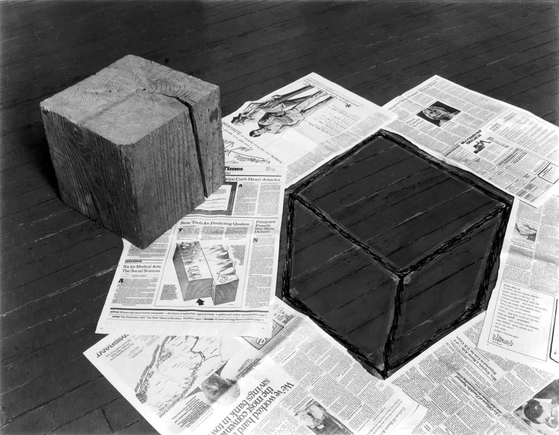 Cubes   1979   16X20