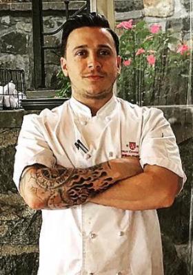 Chef William Pfieffer - Food DirectorExecutive Chef@Chef_Pfeiffer_89