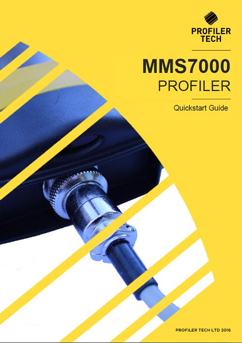 MMS7000 QUIKSTART GUIDE