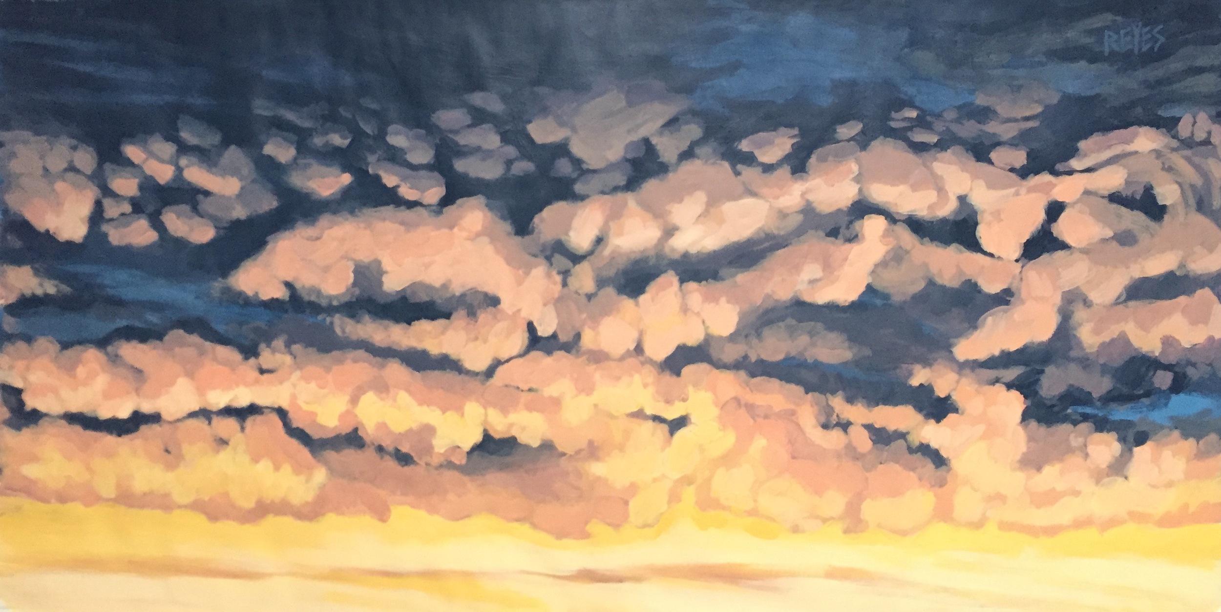 Santa Fe Sky, No. 1
