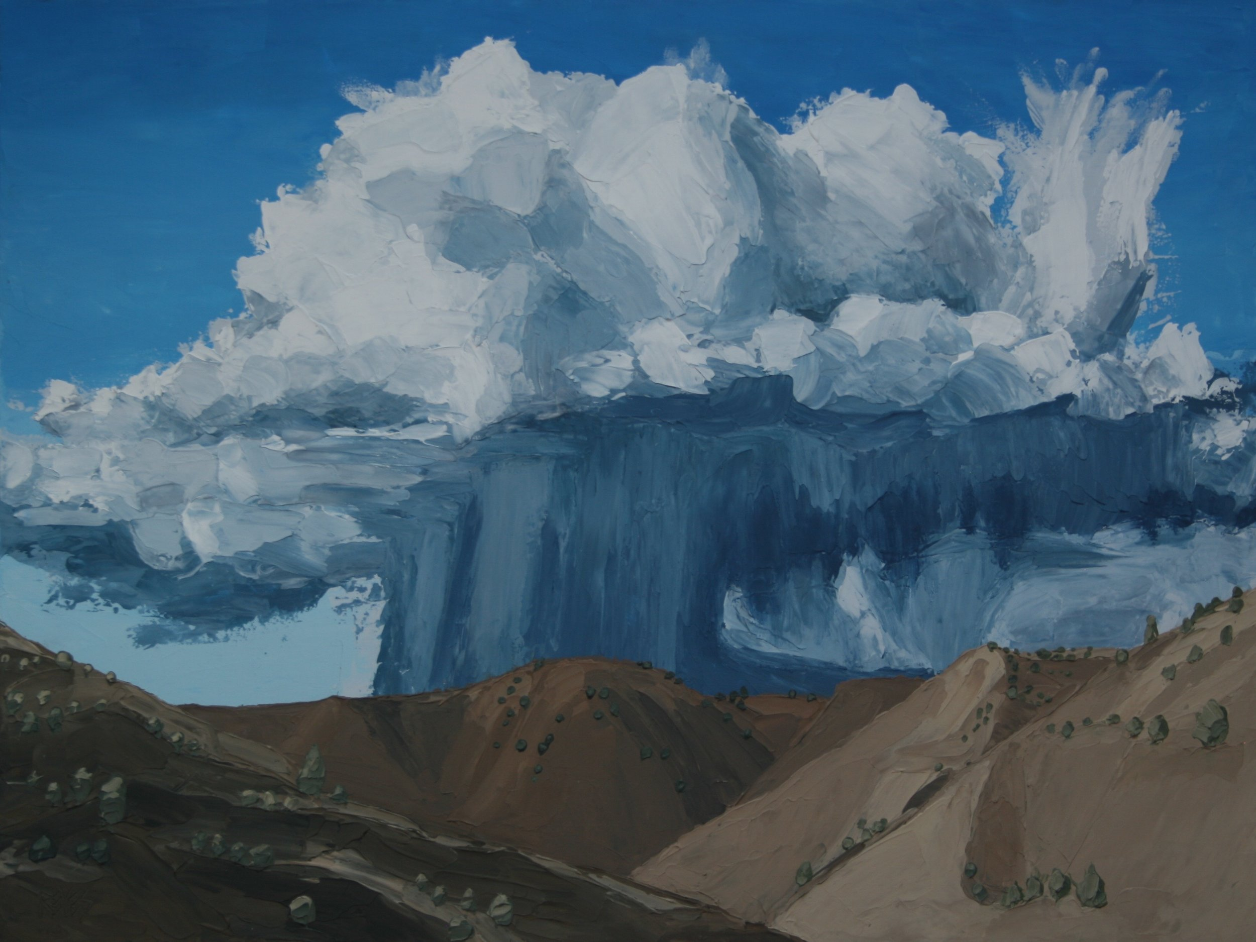 High Desert Thunderhead