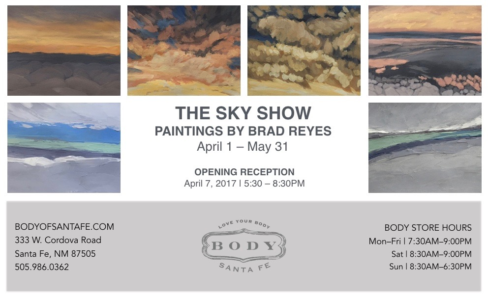 Announcing The Sky Show!