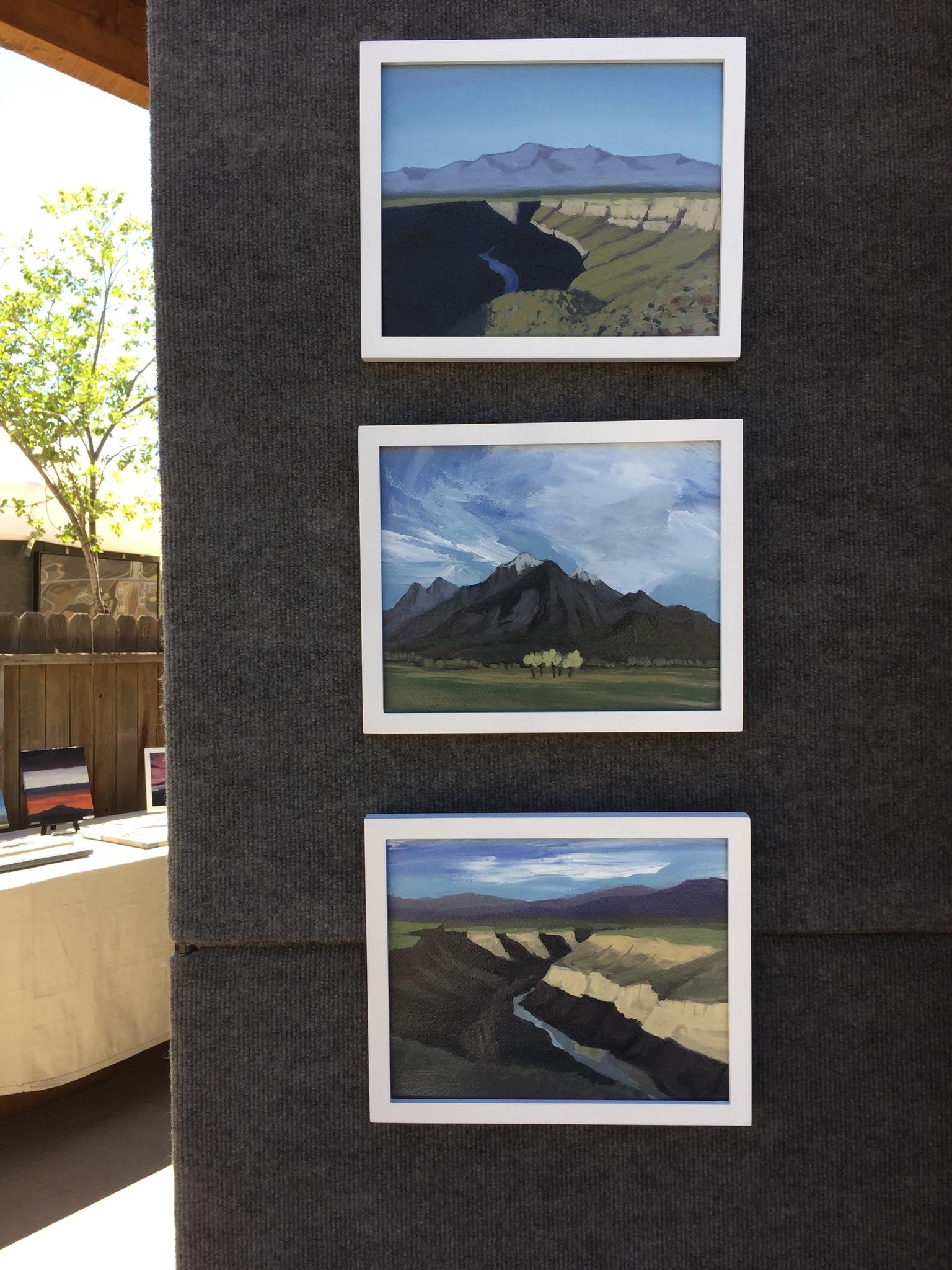 Taos Scenes