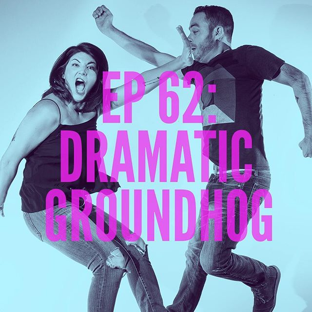 We've all seen a dramatic groundhog from time to time. . . . . #linkinbio #podcast #host #podcaster #portland #portlandoregon #listentothis #listentome #groundhog #relationshipgoals #relationshipproblems