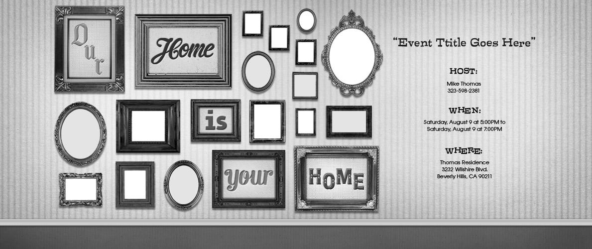 "Concept for ""Housewarming"""