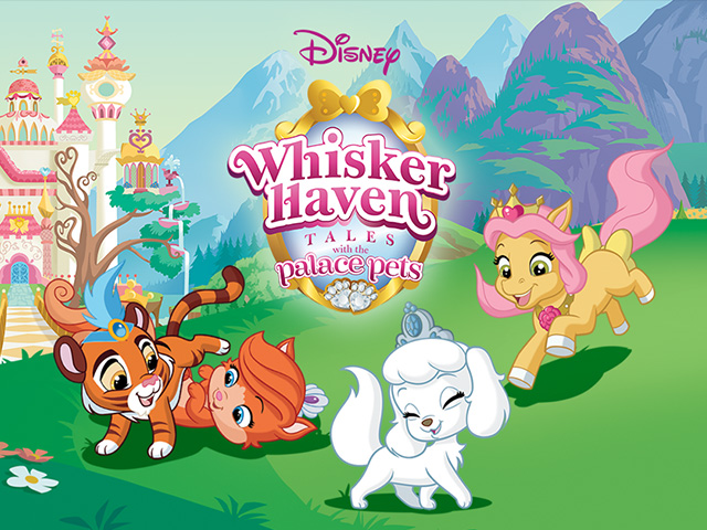 Disney Whisker Haven
